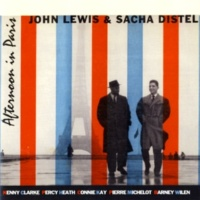 John Lewis & Sacha Distel I Cover The Waterfront