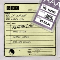 The Vapors Jimmie Jones (BBC In Concert 07/03/81)