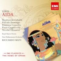 """Riccardo Muti Aida, Act 1: """"Possente, possente Fthà"""" (Sacerdotessa, Ramfis, Sacerdoti, Sacerdotesse)"""