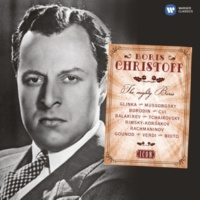 Boris Christoff - Janine Reiss Ici-bas Op. 54 No.5