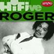 Roger Rhino Hi-Five: Roger