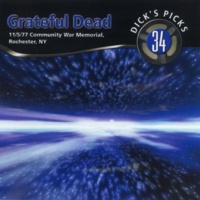 Grateful Dead Take A Step Back [Live At Community War Memorial, Rochester, NY, November 5, 1977]