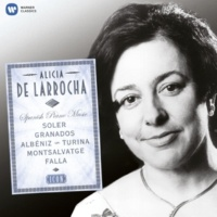 Alicia de Larrocha 6 Pieces on Spanish Folksongs: No. 2 Ecos de la parranda