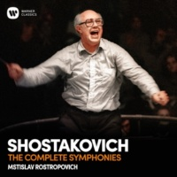 Mstislav Rostropovich Symphony No.11 in G minor Op.103, 'The Year 1905' : II Ninth of January