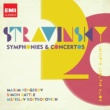 Various Artists Stravinsky: Symphony in Three Movements; Violin Concerto; Symphonies of Wind Instruments; Capriccio for piano & orchestra; Pulcinella etc
