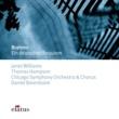 Daniel Barenboim & Chicago Symphony Orchestra Brahms : Ein deutsches Requiem - Elatus