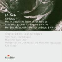 """Karl Richter & Munich Bach Choir & Orchestra Bach, JS : Cantata No.108 Es ist euch gut, dass ich hingehe BWV108 : II Aria - """"Mich kann kein Zweifel stören"""" [Tenor]"""
