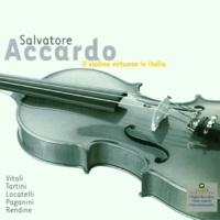 Salvatore Accardo Grave-Allegro-Adagio