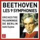 André Cluytens - The Berlin Philharmonic Orch. Symphonie n°1 en ut majeur Op.21 : I adagio molto - Allegro con brio