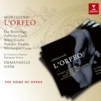 Emmanuelle Haïm/Christopher Maltman/Le Concert d`Astrée Orfeo, Atto Quinto: 'Perch'a lo sdegno e al dolor in preda' (Apollo)