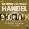 Various Artists Handel : Anniversary Edition 1759-2009