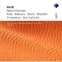 """Carlo Rizzi, Chorus & Orchestra of the National Academy of Saint Cecilia Verdi : I Lombardi alla prima Crociata : Act 4 """"O Signore, del tetto natio"""" [Chorus]"""