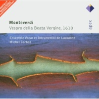 "Michel Corboz Monteverdi : Vespro della Beata Vergine, 1610 : XIII ""Virgo prudentissima"""