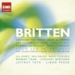 Various Artists Benjamin Britten: Song Cycles, Sinfonia da Requiem, Four Sea Interludes