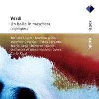 """Vladimir Chernov, Carlo Rizzi & Orchestra of Welsh National Opera Verdi : Un ballo in maschera : Act 3 """"Alzati! là tuo figlio"""" [Renato]"""