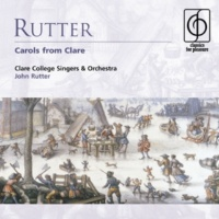Simon Vaughan, Clare College Singers, Clare College Orchestra, John Rutter O Little Town of Bethlehem (Christmas Carol)