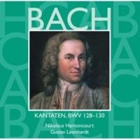 """Gustav Leonhardt Cantata No.128 Auf Christi Himmelfahrt allein BWV128 : IV Aria - """"Sein Allmacht zu ergründen"""" [Counter-Tenor, Tenor]"""