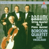 Borodin Quartet Brahms : String Quartet No.2 in A minor Op.51 No.2 : I Allegro non troppo