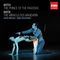 London Sinfonietta/Oliver Knussen The Prince of the Pagodas - Ballet in three acts Op. 57, Act II, Scene 1: The Strange Journey of Belle Rose to the Pagoda Land: Waltz (Clouds, Stars and Moon)