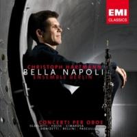 Christoph Hartmann/Ensemble Berlin Konzert für Oboe und Streicher B-dur: II. Andante con moto (Sonata C 79)