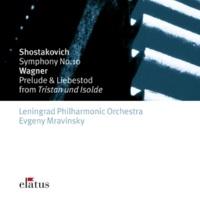 Evgeny Mravinsky & Leningrad Philharmonic Orchestra Wagner : Tristan und Isolde : Prelude & Liebestod