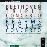Thomas Zehetmair Brahms : Violin Concerto in D major Op.77 : I Allegro non troppo