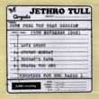 Jethro Tull John Peel Top Gear Session (5th November 1968)