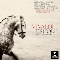 Fabio Biondi/Europa Galante/Patrizia Ciofi Ercole sul Termodonte RV710, Act III, Scena 5: Aria: Caderò, ma sopra il vinto