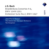 Jean-Pierre Rampal Orchestral Suite No.2 in B minor BWV1067 : II Rondeau