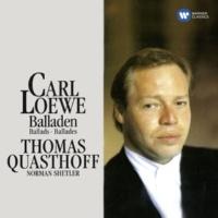 "Thomas Quasthoff /Norman Shetler Tom der Reimer op.135 - ""Der Reimer Thomas lag am Bach"" (Altschottische Ballade)"