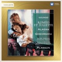 Orchestre du Capitole de Toulouse/Michel Plasson/Roberto Alagna/Angela Gheorghiu Roméo et Juliette - Highlights: De grâce, demeurez!...Ange adorable (Roméo/Juliette)