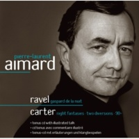 Pierre-Laurent Aimard Various Composers : Illustrated talk by Pierre-Laurent Aimard - Ravel and Carter