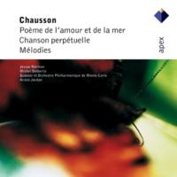 Jessye Norman, Armin Jordan & Monte-Carlo Philharmonic Orchestra Chausson : Poème de l'amour et de la mer Op.19 : III La mort de l'amour