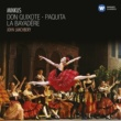 Elizabethan Trust Melbourne Orchestra/John Lanchbery Don Quixote (Suite after the Ballet arranged by John Lanchbery): No. 1, Entrance of Don Quixote - Allegro assai - Sancho Panza, saved from his pursuers, is appointed Don Quixote's squire