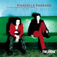 Duo Milla Viljamaa & Johanna Juhola Milonga Sylvia