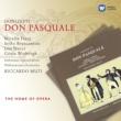 Riccardo Muti/Mirella Freni/Sesto Bruscantini/Leo Nucci/Gösta Winbergh Donizetti: Don Pasquale