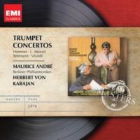 Maurice André/Berliner Philharmoniker/Herbert von Karajan Trumpet Concerto in D Major: II. Allegro moderato