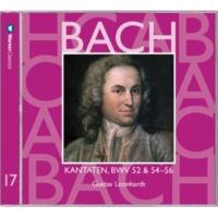 """Gustav Leonhardt Cantata No.52 Falsche Welt, dir trau ich nicht BWV52 : III Aria - """"Immerhin, immerhin, wenn ich gleich verstossen bin"""" [Boy Soprano]"""