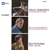 """Sir John Barbirolli Sea Pictures, Op. 37: V. The Swimmer """"With short, sharp violent lights"""" (Allegro molto)"""
