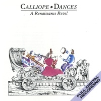 Calliope - A Renaissance Band Early 17th Century Dances from Terpsichore: Three Voltas