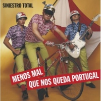 SINIESTRO TOTAL Si Yo Canto (My Whole World Is Falling Down) Radio Version