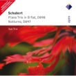 Suk Trio Schubert : Piano Trio No.1 & Piano Trio, 'Notturno'  -  Apex