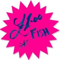 £1 Fish Man One Pound Fish (Radio Mix)