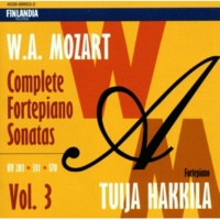 Tuija Hakkila Sonata in B flat major K570 : III Allegretto