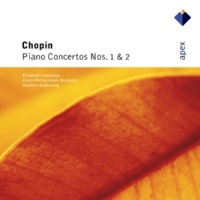 Elisabeth Leonskaja Chopin : Piano Concerto No.2 in F minor Op.21 : III Allegro vivace