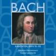 Various Artists Bach, JS : Sacred Cantatas BWV Nos 91 - 93