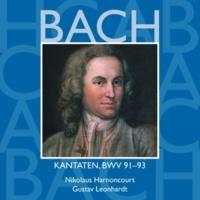 """Gustav Leonhardt Cantata No.91 Gelobet seist du, Jesu Christ BWV91 : III Aria - """"Gott, dem der Erdenkreis zu klein"""" [Tenor]"""