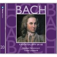 """Gustav Leonhardt Cantata No.66 Erfreut euch, ihr Herzen BWV66 : VI Chorale - """"Alleluja! Alleluja! Alleluja!"""" [Choir]"""