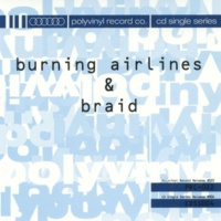 Burning Airlines Back of Love