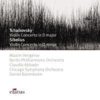 Maxim Vengerov Violin Concerto in D major Op.35 : III Finale - Allegro vivacissimo